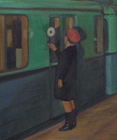 Karin Hanssen, 'Subway', 2017