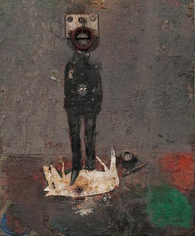 Joby Baker, 'Dory as a Dog (Figure and Figure)'