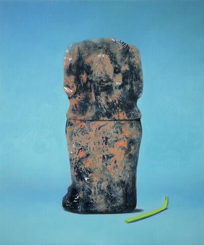 Ivan Seal, 'spiritual balance exhatcheriptor', 2020