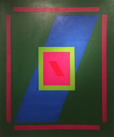 Neil Williams, 'Untitled - Green', 1961