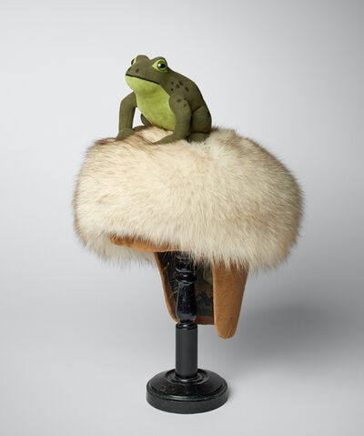 Bethan Huws, 'Frog, (if I was a frog i will live in a fountain)', 2011
