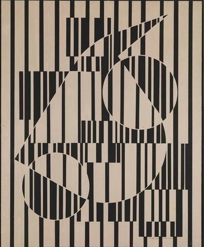 Victor Vasarely, 'NEMA', 1955-1973