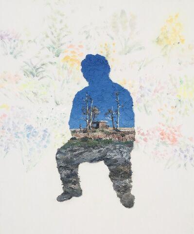 Akira Kamo, 'Between Landscape and Portrait 10', 2017