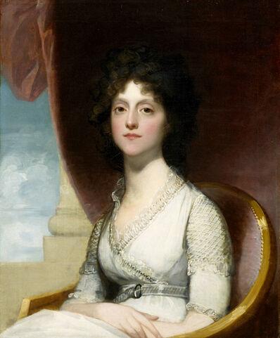 Gilbert Stuart, 'Marianne Ashley Walker', 1799