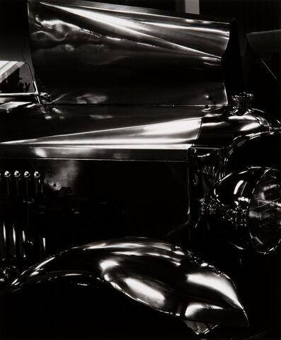 Brett Weston, 'Car (Briggs Cunningham Museum), Costa Mesa', 1985