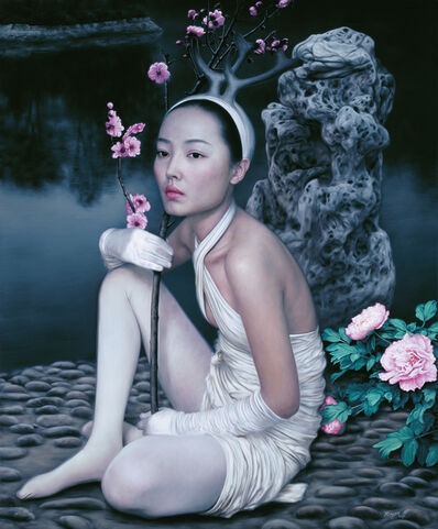 he hongbei, 'Lakeside', 2012