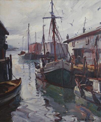 Emil Gruppe, 'Gloucester Harbor ', N/A