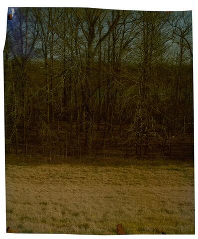 John Chiara, 'Levee at State Line, Mississippi 46', 2013