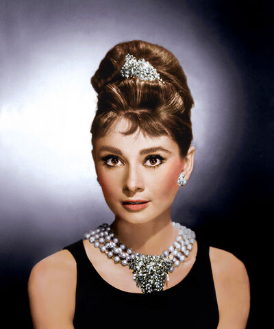 """Globe Photo Archives, 'Audrey Hepburn """"Breakfast at Tiffany's""""', 1961"""
