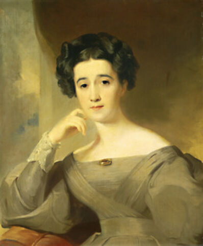 Thomas Sully, 'Mrs. William Griffin', 1830