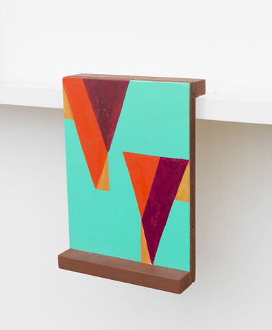 Martha Clippinger, 'ledger', 2015