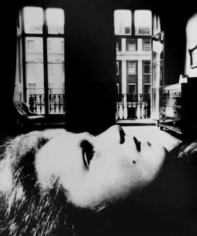 Bill Brandt, 'Portrait of a Young Girl, Eaton Place, 1955'