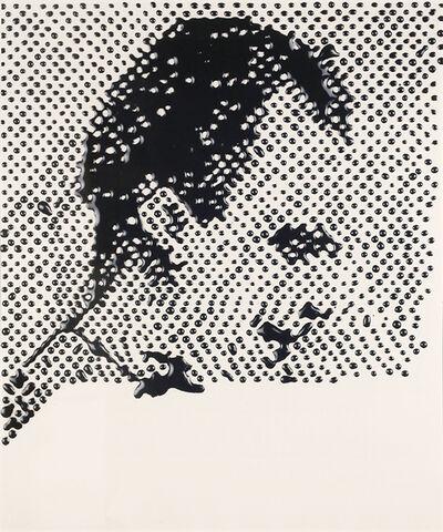 Vik Muniz, 'Lee Harvey Oswald After Sigmar Polke (from Pictures of Ink)', 2001