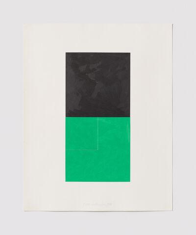Stephen Antonakos, 'Untitled Cut, F#20', 1978
