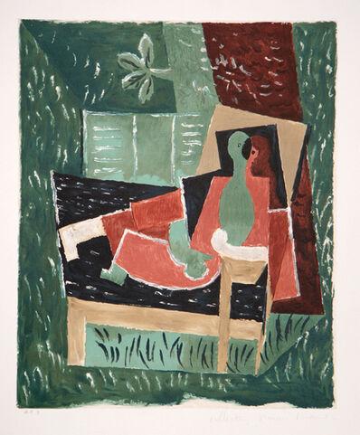 Pablo Picasso, 'Nu as Bras Leve de Face, 1967', 1979-1982