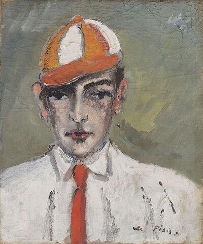 Filippo De Pisis, 'Il fantino (Ritratto di Luigi Visconti di Modrone)', 1930