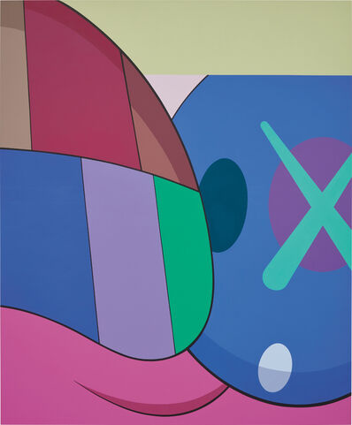 KAWS, 'Untitled (Color)', 2015
