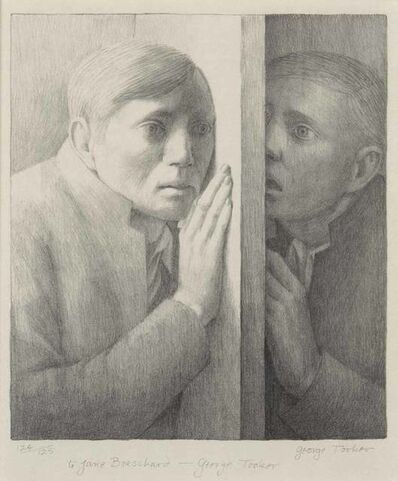 George Tooker, 'The Voice (Garver 3)', 1977