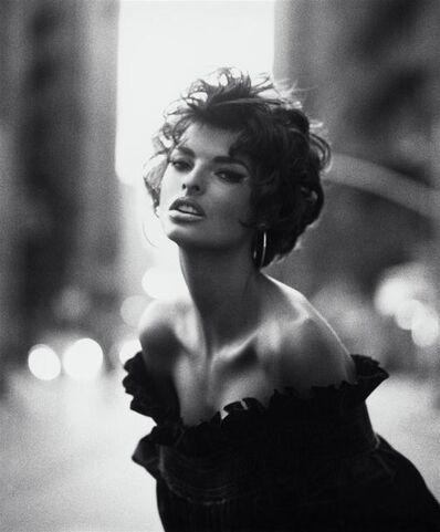 Steven Meisel, 'Linda as Sophia, Linda Evangelista', 1990