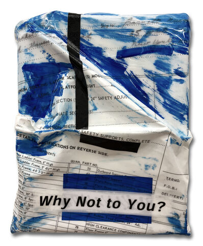 Caro Jost, 'WHY NOT TO YOU ?', 2019