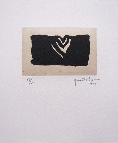 Joan Hernández Pijuan, 'Engraved 17/30', 2004