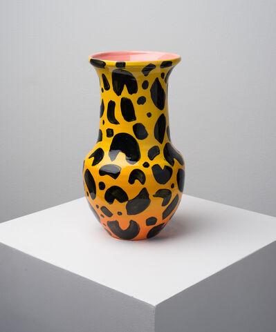 Anna Valdez, 'Leopard Vase V2', 2020
