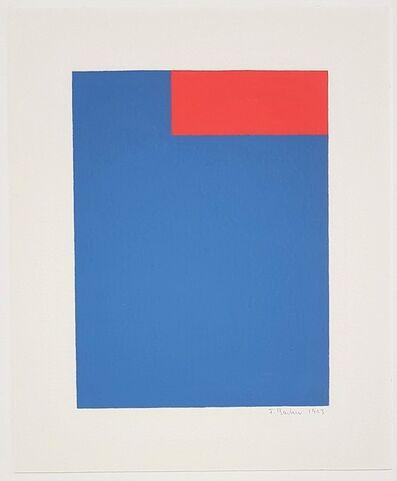 Frank Badur, 'Geometric Abstract Composition', 1993