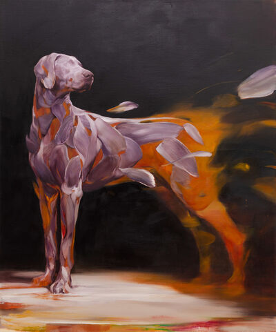 Yongchul Kim (b. 1982), 'Hund', 2020