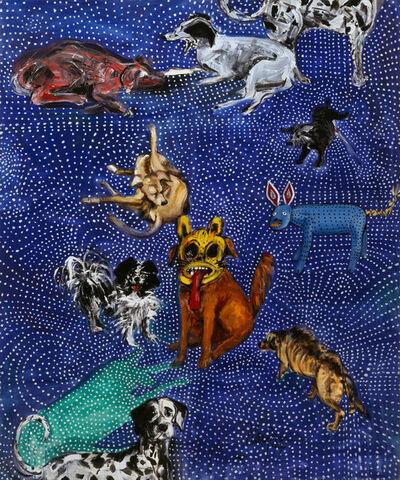 Gordon Rayner, 'The Dogs of Oaxaca', 1993