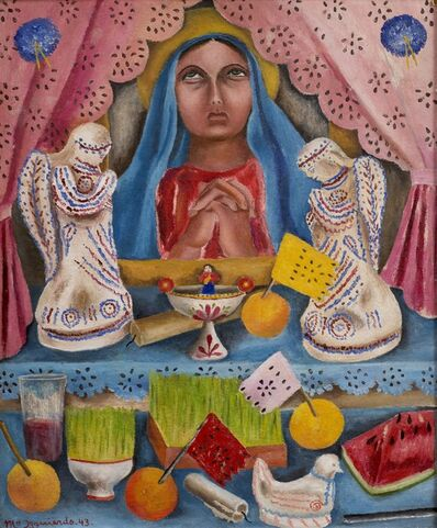 Maria Izquierdo, 'Our Lady of Sorrows', 1943