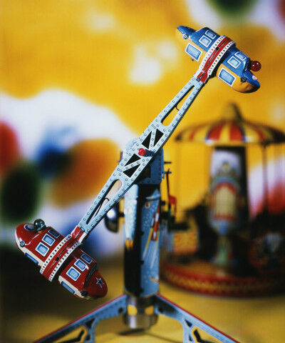David Levinthal, 'Double Rocket'
