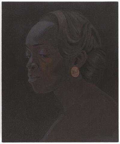 Njideka Akunyili Crosby, 'Janded', 2012