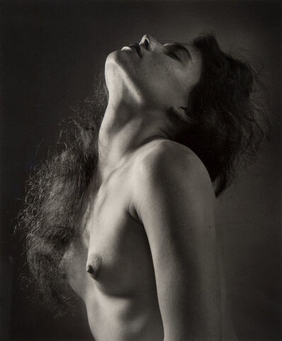 Ruth Bernhard, 'Neck Study', 1958-printed later
