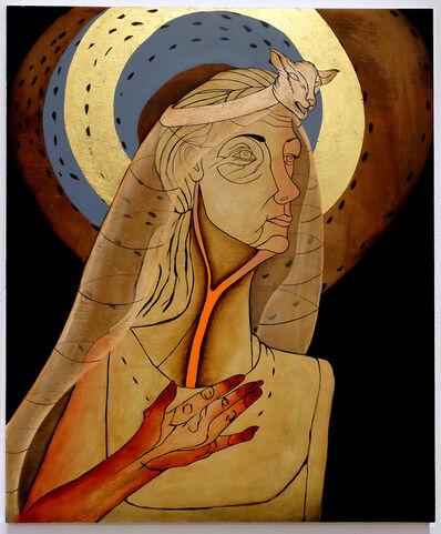 Jennifer Caviola (CAKE), 'Lamb Bride', 2013-2014