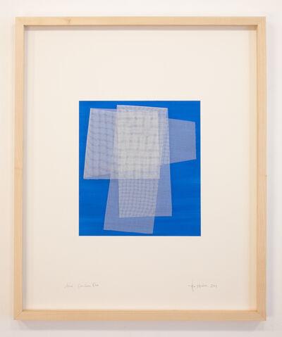 Tom Henderson, 'Moiré - Cerlean Blue', 2019