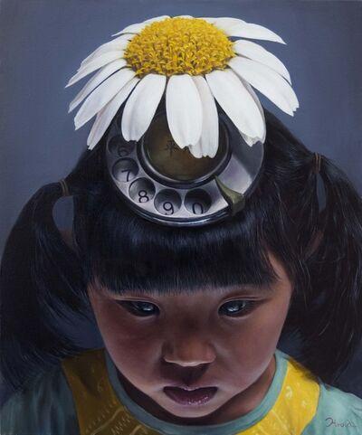 Hiroyuki Aoyama, 'AI', 2018