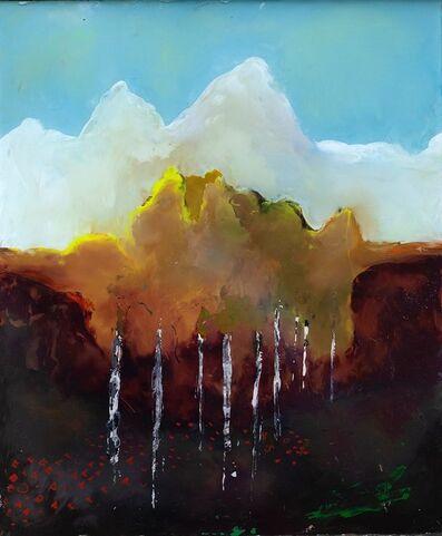 John McCaw, 'Peaks', 2019