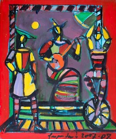 Varoujan VARDANIAN, 'The Conjurers', 2007-2008