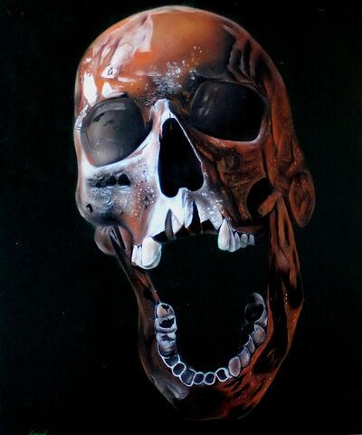 Naskool, 'Skull II', 2016