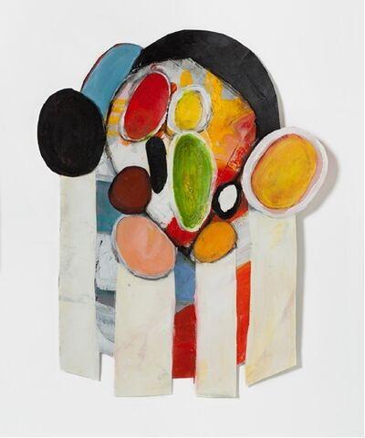 Ellen Rich, 'White Stripes', 2014