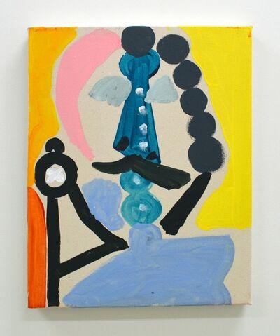 Tatiana Berg, 'Suspicious Man', 2015