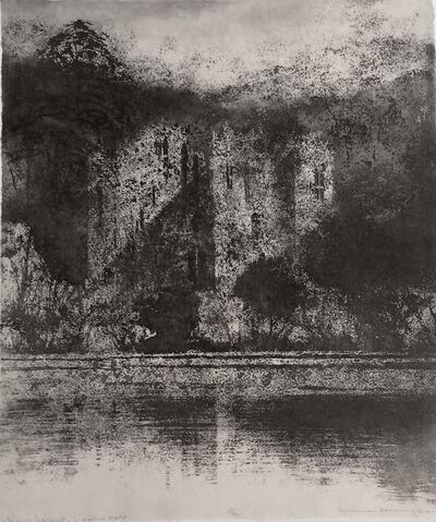 Norman Ackroyd, 'Study of Sunlight - Wardour Castle', 2000