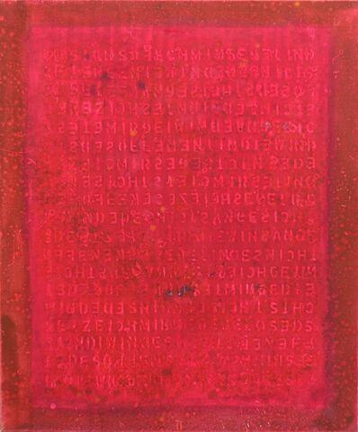 Bernhard Zimmer, 'AWH 149', 2016