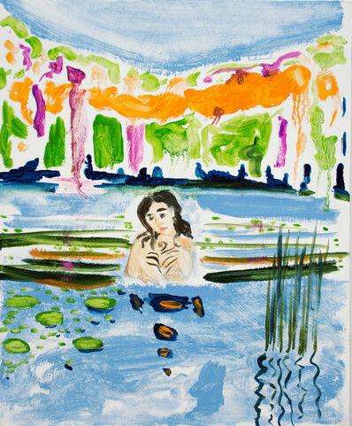 Heidi Howard, 'Esteban Horseleech Pond', 2017