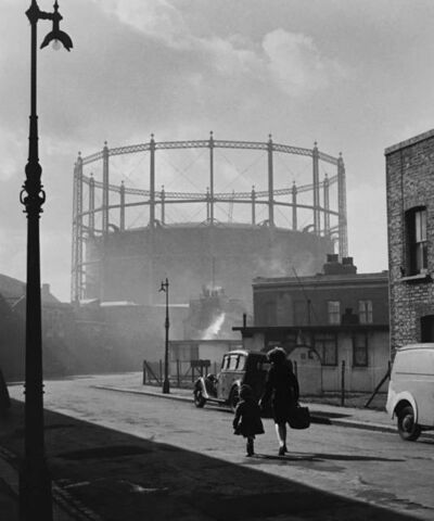 Wolfgang Suschitzky, 'London, Nine Elms', 1958