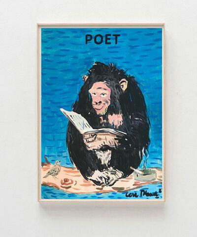 Cesc Abad, 'POET', 2021