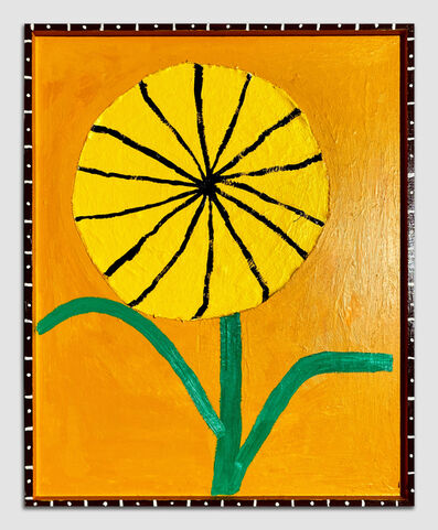 Galina Munroe, 'Fleur de colza', 2020