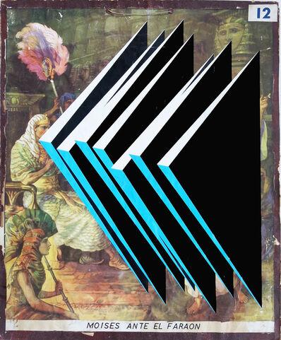 Jorge Cabieses, 'Moises ante el Faraon, de la serie Transfiguraciones ', 2016