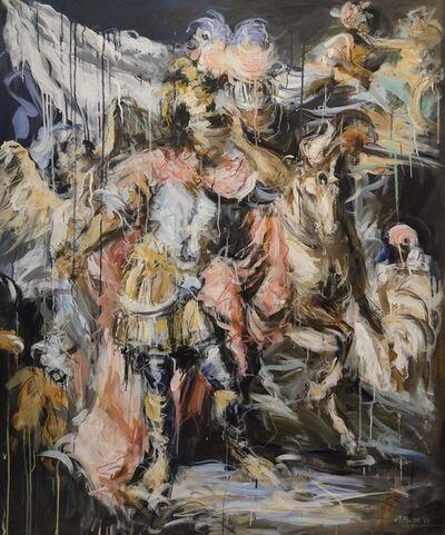 Mandy Racine, 'Hannibal 2 - after Goya ', 2020