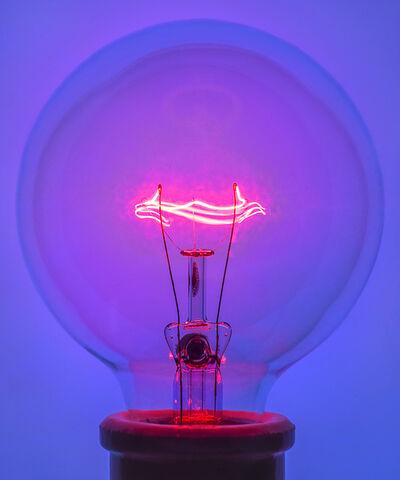 Amanda Means, 'Light Bulb 1', 2018